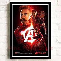 Плакат с Железным Человеком!