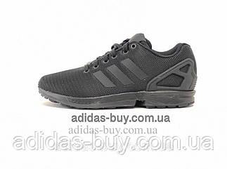 Кроссовки мужские оригинал adidas ZX FLUX повседневные S32279 цвет: черный