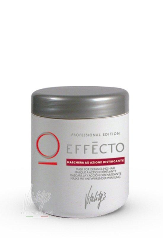 Маска для облегчения расчесывания волос Vitality's Effecto Mask For Detangling Hair 500мл
