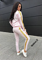 Костюм женский, реглан и штаны, размеры от 42 до 48, фото 3