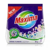 Стиральный порошок Sano Maxima Spring Flowers 2 кг, арт.991266