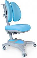 Детское кресло Mealux Onyx Duo цвет обивки голубой