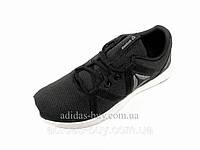 Кроссовки мужские Reebok REAGO ESSENTIAL повседневные CN4624 оригинальные цвет: черный
