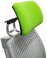 Подголовник к креслу Speed Ultra Mealux зеленый однотонный