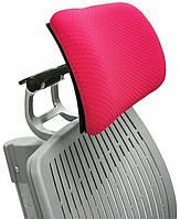 Подголовник к креслу Speed Ultra Mealux розовый однотонный