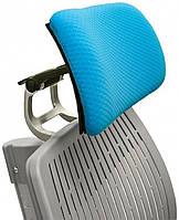 Подголовник к креслу Speed Ultra Mealux голубой однотонный