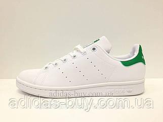 Женские оригинал кеды кроссовки adidas Stan Smith артикул: BB5153 цвет: белый сезон:весна повседневные