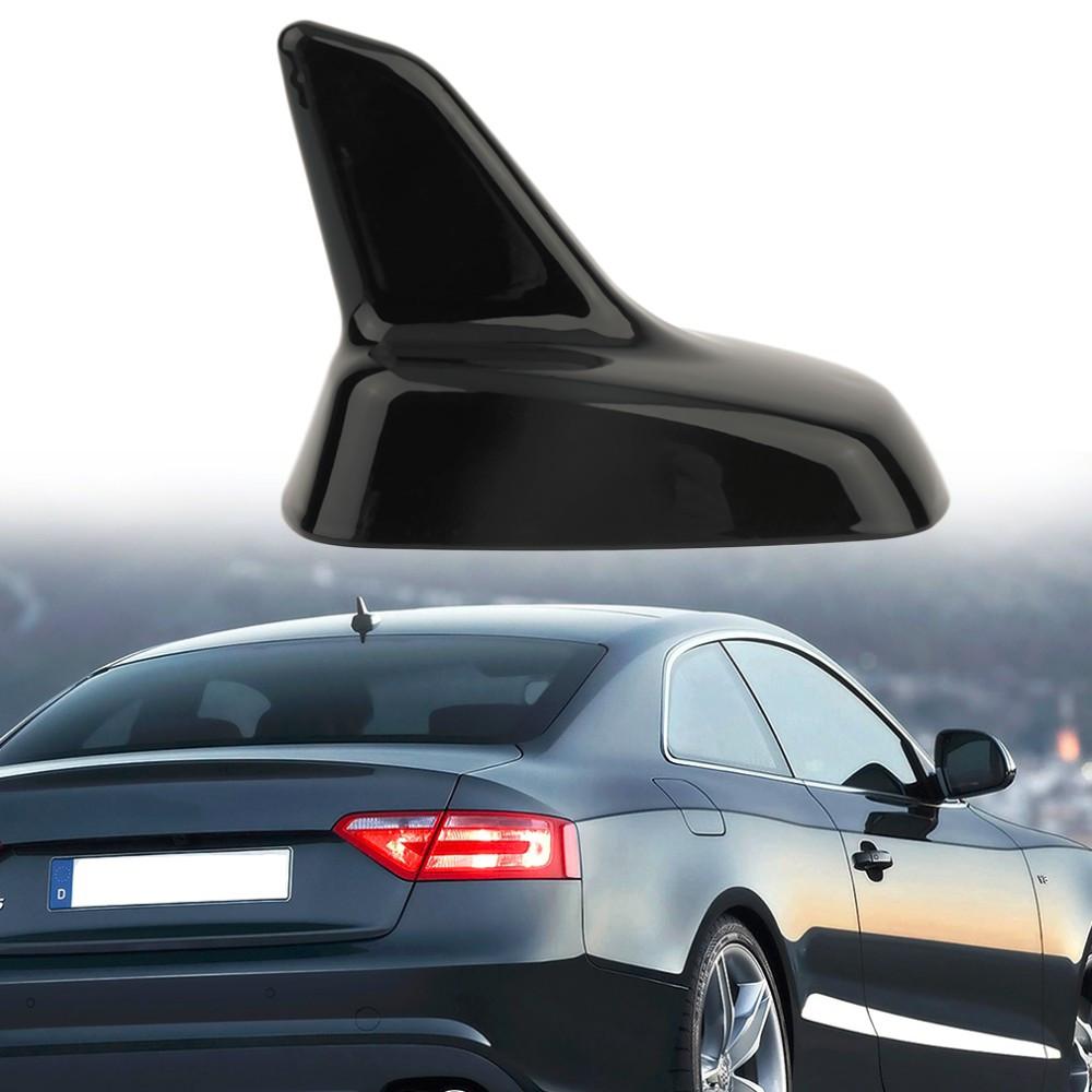 Антенна декоративная Акулий плавник на крышу авто Чёрный