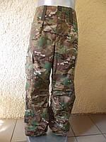 Брюки военные камуфляжные