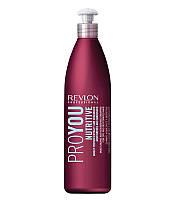 Шампунь питающий для сухих волос REVLON ProYou Nutririve Shampoo 350 мл