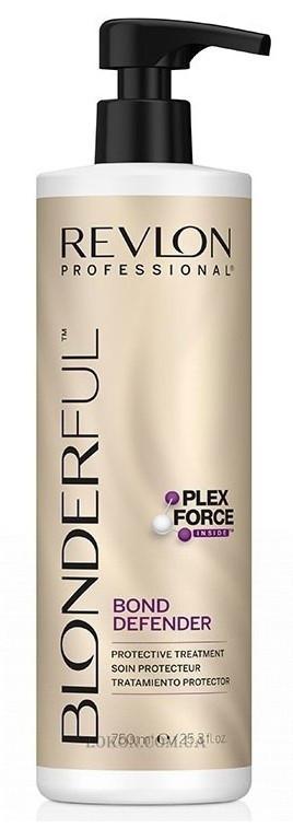 Средство для защиты волос после обесцвечивания REVLON Blonderful Bond Defender 750 мл
