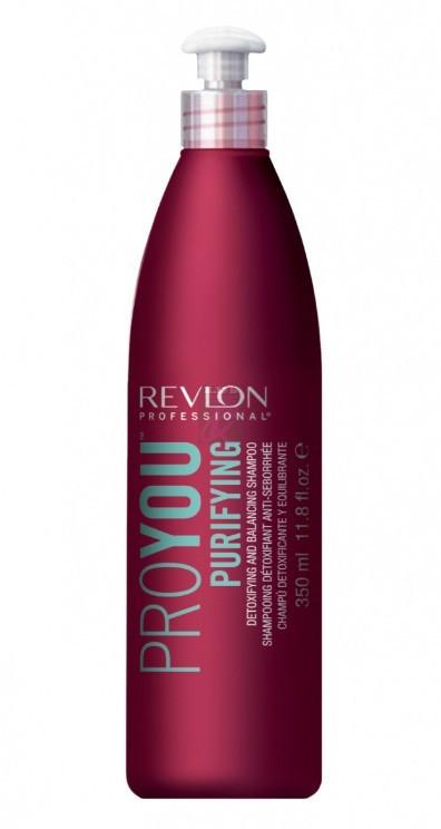 Шампунь очищающий REVLON ProYou Purifying Shampoo 350 мл