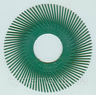 Радиальный круг Scotch-Brite™ Bristle BB-ZB 150мм P50 зеленый, тип А