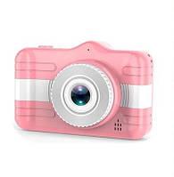 "Детский цифровой фотоаппарат Smart Kids Cam TOY 6 Pink Full HD 3.5"""