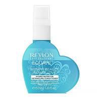 Двофазний кондиціонер для зволоження і живлення волосся REVLON Equave Hydro Nutritive Conditioner 50 мл
