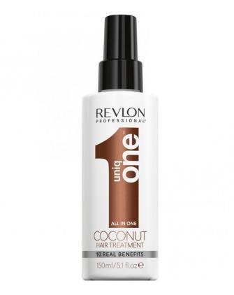 Спрей-маска несмываемая с кокосом Revlon Professional Uniq One All in One Hair Treatment 150 мл