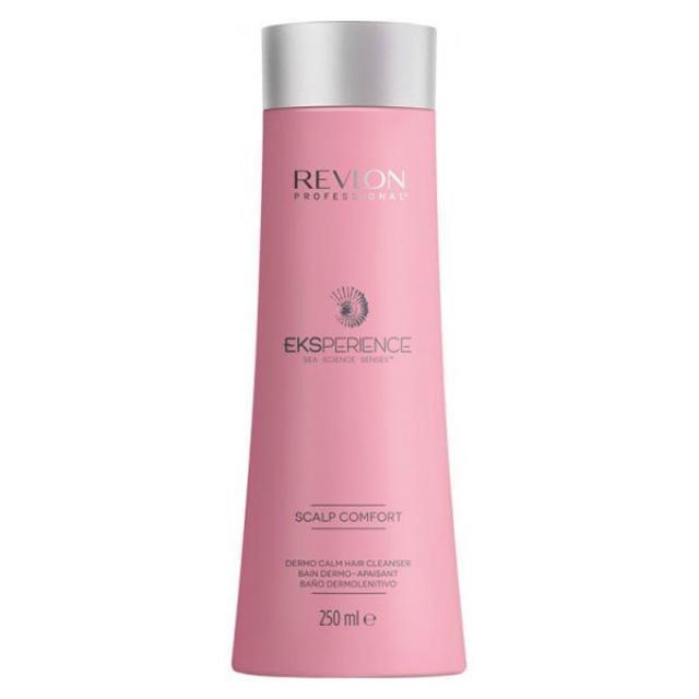 Успокаивающий шампунь REVLON Eksperience Scalp Comfort Dermo Calm Hair Cleanser 250 мл