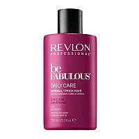 Кондиционер для ежедневного ухода Revlon Professional Be Fabulous Daily Care Conditioner 750 мл