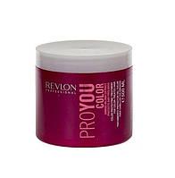 Маска для окрашенных волос REVLON ProYou Color Mask 500 мл