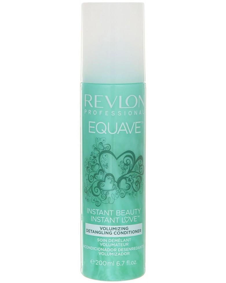 Кондиционер для тонких волос несмываемый Revlon Equave Instant Beauty Volumizing Detangling Conditioner 200 мл