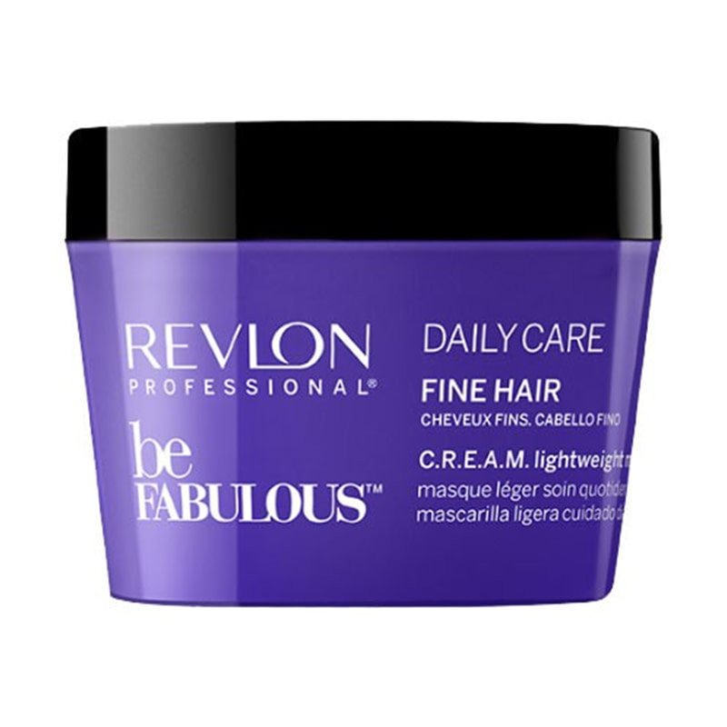Маска для тонких волос Revlon Professional Be Fabulous Daily Care Lightweight Mask 200 мл