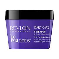 Маска для тонких волос Revlon Professional Be Fabulous Daily Care Lightweight Mask 200 мл