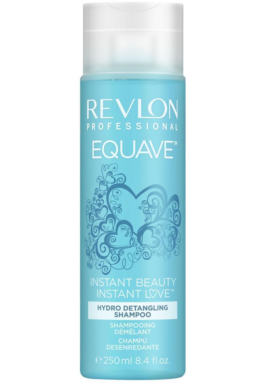Увлажняющий и питательный шампунь REVLON Equave Hydro Nutritive Shampoo 250 мл