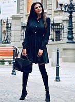 Платье / креп костюмный / Украина 33-1005, фото 1