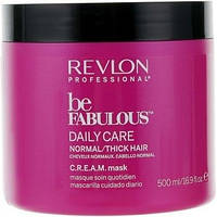 Маска для ежедневного ухода Revlon Professional Be Fabulous Daily Care Mask 500 мл