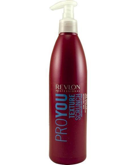 Средство для вьющихся волос REVLON Pro You Texture Scrunch 350 мл