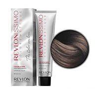 Краска для волос REVLON Revlonissimo Colorsmetique  60 мл №6.01 Натуральный Темно-Пепельный Блонд