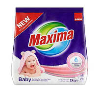Стиральный порошок Sano Maxima for Babies and Sensitive skin 2 кг, арт.991341