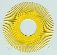 Радиальный круг Scotch-Brite™ Bristle BB-ZB 150мм P80 желтый, тип А