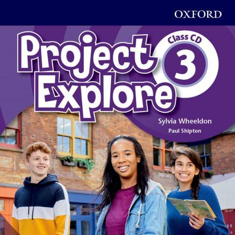Project Explore 3 Class Audio CDs