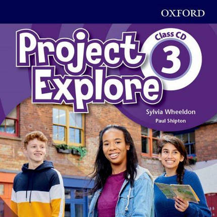 Project Explore 3 Class Audio CDs, фото 2