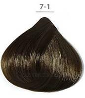 Стойкая крем-краска DUCASTEL Subtil Creme 60мл 7-1 - Пепельный блондин