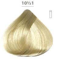 Стойкая гелевая краска DUCASTEL Subtil Gel 50мл 10 1/2 1 - Слабо-пепельный экстра светлый блондин