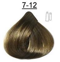 Стойкая крем-краска DUCASTEL Subtil Creme 60мл 7-12 - Пепельно-перламутровый блондин