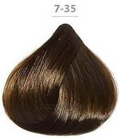 Стойкая крем-краска DUCASTEL Subtil Creme 60мл 7-35 - Золотисто-махагоновый блондин