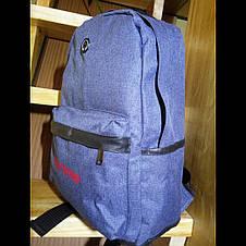 Рюкзак Supreme, дно-кожзам спортивный городской унисекс, фото 2