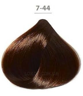 Стойкая крем-краска DUCASTEL Subtil Creme 60мл 7-44 - Медный насыщенный блондин