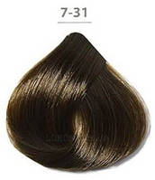 Стойкая крем-краска DUCASTEL Subtil Creme 60мл 7-31 - Золотисто-пепельный блондин