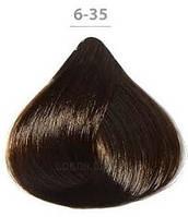 Стойкая крем-краска DUCASTEL Subtil Creme 60мл 6-35 - Золотисто-махагоновый тёмный блондин