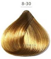 Стойкая крем-краска DUCASTEL Subtil Creme 60мл 8-30 - Интенсивно-золотистый светлый блондин