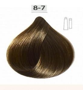 Стойкая крем-краска DUCASTEL Subtil Creme 60мл 8-7 - Каштановый светлый блондин