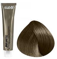 Стойкая безаммиачная краска для волос DUCASTEL Subtil Infinite 60 мл 7.1 - Блондин пепельный