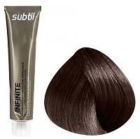 Стойкая безаммиачная краска для волос DUCASTEL Subtil Infinite 60 мл 5.35 - Светлый шатен золотисто-махагоновый