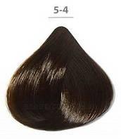 Стойкая крем-краска DUCASTEL Subtil Creme 60мл 5-4 - Медный светлый шатен