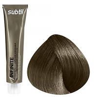 Стойкая безаммиачная краска для волос DUCASTEL Subtil Infinite 60 мл 7 - Блондин
