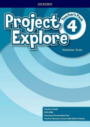 Project Explore 4 Teacher's Pack, фото 2